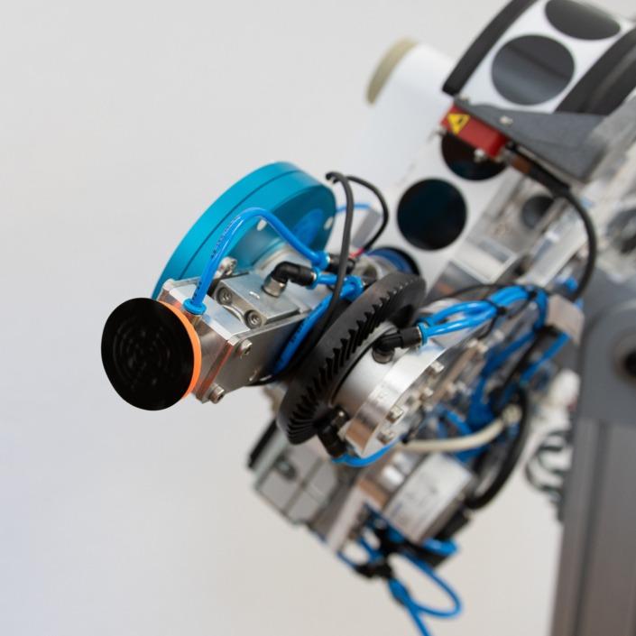 Roboterapplikationskopf